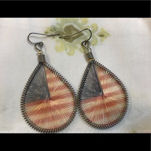 Americana earrings!